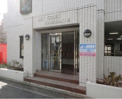 スカイコート川崎第4 エントランス